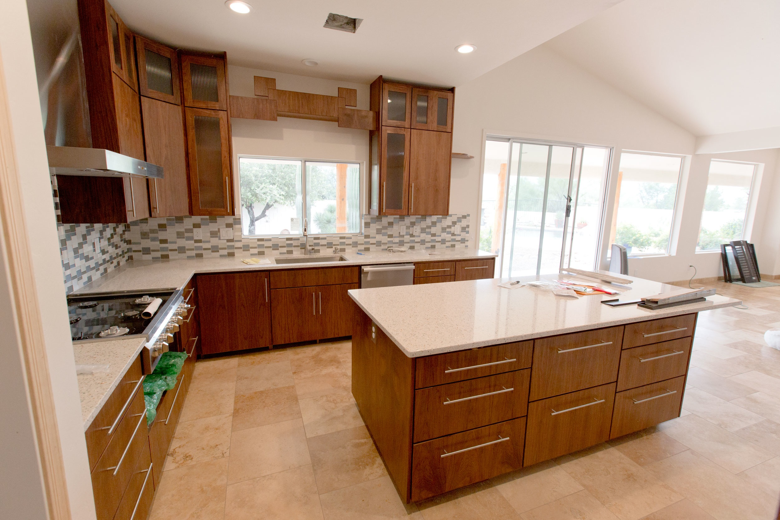 In place architecture project photos for Kitchen and bathroom remodeling